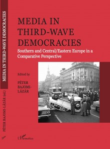 Media in Third-Wave Democracies frontcover